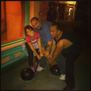 In Toon Town...man this is heavy!