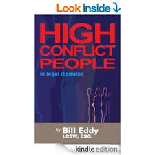 high conflict people