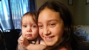 Addie and Hailey