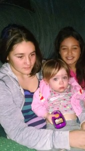 Kiara Addie and Hailey 2