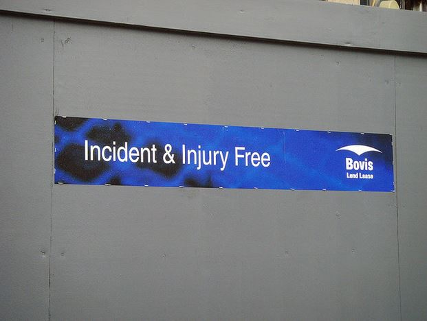 Incident and Injury Free